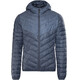 Meru Hallcombe Padded Jacket Men Dark Denim